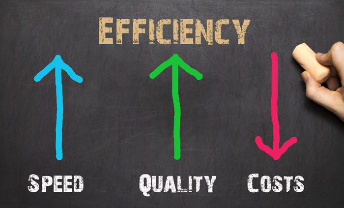 There's more to efficiency than operational cost savings - Featured Image